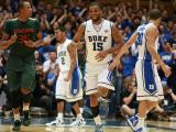 Duke falls in OT to visiting Miami, 78-74