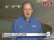 10/26: Cutcliffe: I'm not surprised by our success