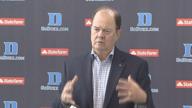 Cutcliffe: No intentions to go anywhere