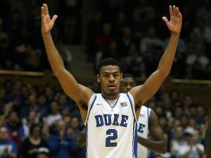 Duke pulls away from Elon in 76-54 win