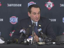 Krzyzewski: Our defense was terrific