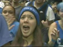 Some hear offensive chant from Cameron Crazies