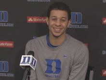 Curry: It's a college player's dream