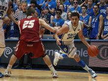 The game was never in doubt Sunday as Duke opened a double-digit lead early and rolled to an 89-68 win over Boston College at Cameron Indoor Stadium.