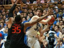 The No. 3 Duke Blue Devils took care of No. 5 Miami Saturday, 79-76, at Cameron Indoor Stadium.