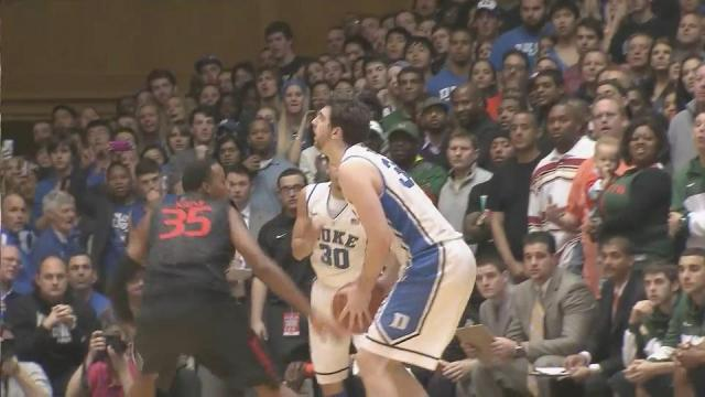 Kelly returns in style in Duke win over Miami