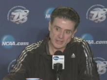 Pitino: Not a lot of upsets in Midwest Region
