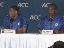 Duke players: We'll play hard the whole year