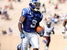 The Duke Blue Devils notched their first shutout in nearly a quarter-century as they held NC Central off the board in a 45-0 win Saturday.