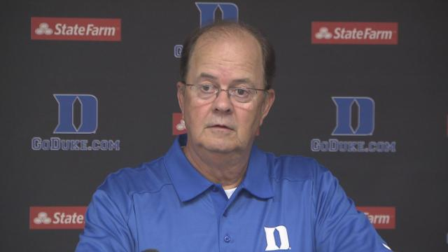 Cutcliffe: There were smiles shining