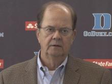 Cutcliffe: We have confidence in each other