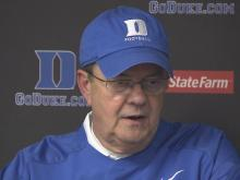 Cutcliffe: Edwards had a magic night