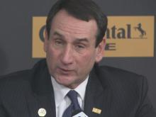Krzyzewski: We are getting better