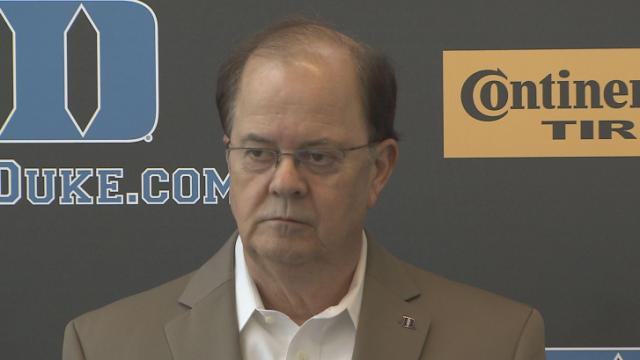 David Cutcliffe Pic Signing Day