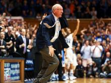 Duke handed No. 1 Syracuse their second consecutive loss Saturday by beating the Orange at Cameron Indoor Stadium, 66-60.