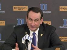 Krzyzewski: Parker played with poise