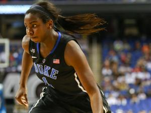 Norte Dame pulls away from Duke to claim ACC Women's title
