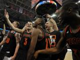 No. 14 Mercer upsets No. 3 Duke, 78-71