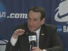 Krzyzewski: Mercer is a championship team