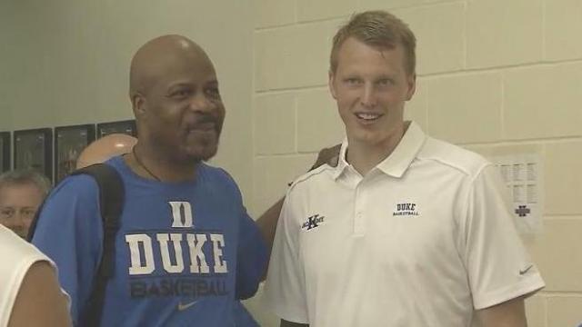 Medlin: Former Duke players reunite at K Academy