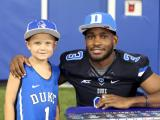 Duke fans meet the Blue Devils