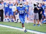 Wilson, Duke run past Kansas, 41-3