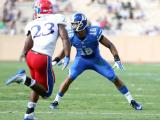 Wilson, Duke run past Kansas, 41-3
