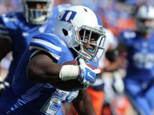 Duke outlasts Virginia, 20-13