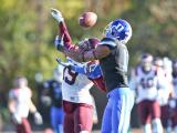 Mistake-prone Duke falls to VT, 17-16