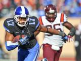 Mistake-prone Duke falls to VT, 17-16