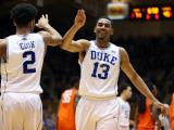 Duke eases past Clemson, 78-56