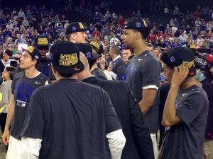 Duke regional celebration