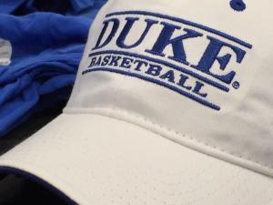 Duke basketball hat