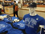Fans buy out Final Four gear
