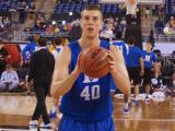 Duke practices ahead of Final Four
