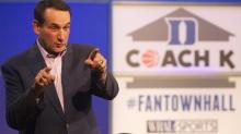 Fan Town Hall: Coach K