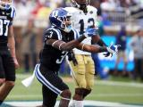 Duke knocks off No. 20 Georgia Tech, 34-20
