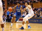 Defending champs Duke host Countdown to Craziness, raise banner