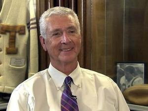 Extended Interview: ECU Athletics Director Terry Holland