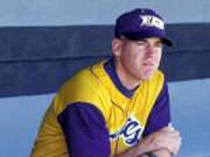Former East Carolina baseball coach Keith LeClair. Photo courtesy ECU sports information.