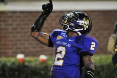 ECU holds off UCF 38-31