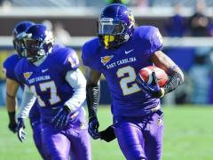 East Carolina drubs Houston, 48-28, for sixth win