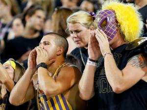 East Carolina defeats Florida Atlantic 31-13 on Thursday, September 5, 2013 in Greenville, NC (Photos By Anthony Barham)