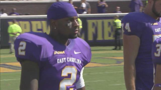 Fialko:ECU drops ball against Virginia Tech