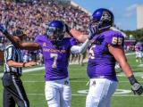 ECU beats SMU in AAC debut, 45-24