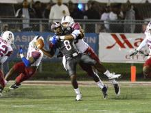 South Carolina State hammered North Carolina Central on Thursday night, 44-3.