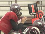 Highlights: Maroon tops Gray in NC Central spring game