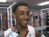 Postgame interview:  Ryan Harrow