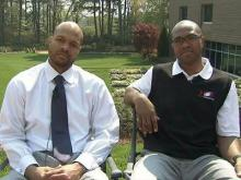 Web only: Terrence and Torry Holt