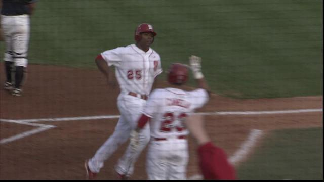 N.C. State takes first game of weekend series with UNC